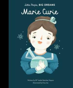 Marie Curie de Isabel Sanchez Vegara