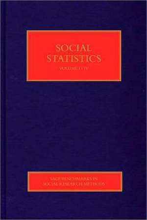 Social Statistics de Roger Penn