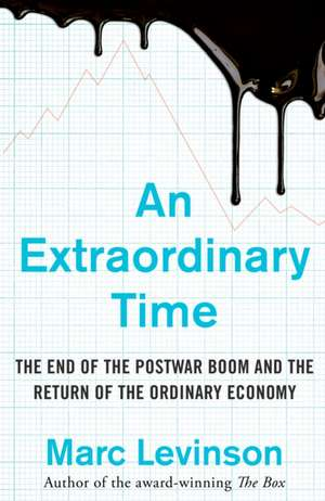 Levinson, M: An Extraordinary Time imagine