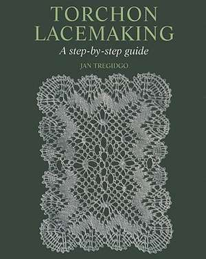 Torchon Lacemaking imagine