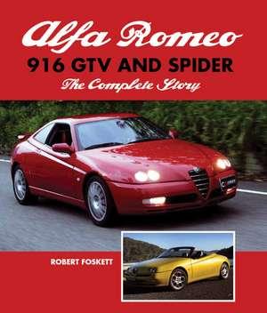 Alfa Romeo 916 Gtv and Spider imagine