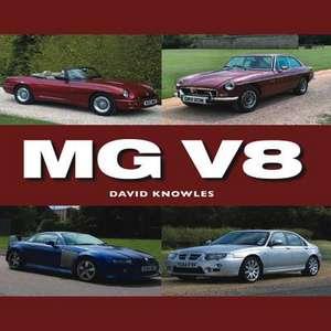 MG V8 de David Knowles