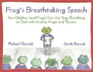 Frog's Breathtaking Speech de Michael Chissick