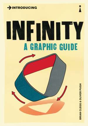 Introducing Infinity: A Graphic Guide de Brian Clegg