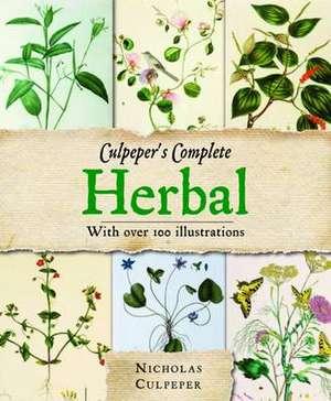 Culpepers Herbal imagine