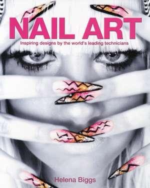 Nail Art de Helena Biggs