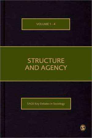Structure and Agency de Mike O'Donnell