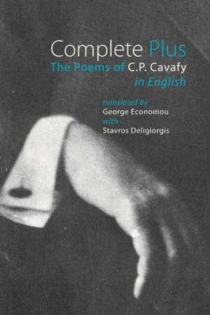 Complete Plus de C. P. Cavafy