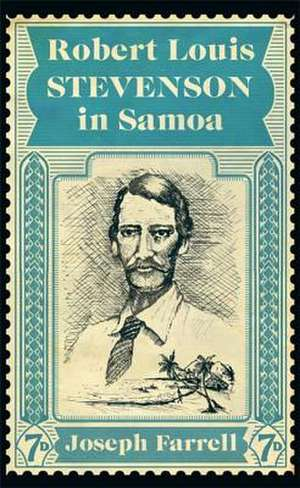Robert Louis Stevenson in Samoa imagine