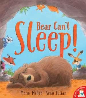 Bear Can't Sleep!