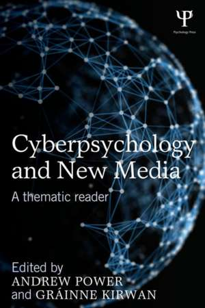Cyberpsychology and New Media imagine