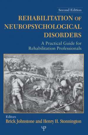 Rehabilitation of Neuropsychological Disorders imagine