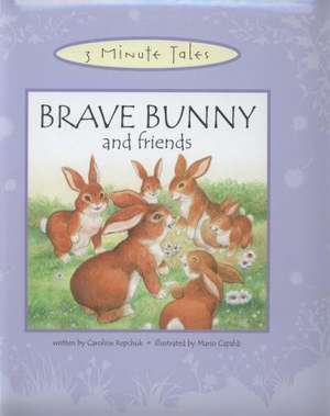 Brave Bunny and Friends