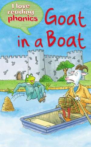 Goat in a Boat de Sally Grindley