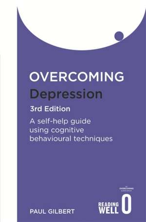 Overcoming Depression 3rd Edition