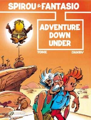 Spirou Vol.1: Adventure Down Under