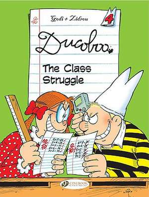 Ducoboo Vol.4: The Class Struggle