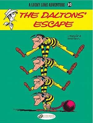 Lucky Luke Vol.30: The Dalton's Escape