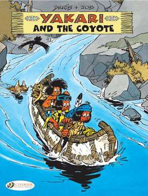 Yakari Vol.9: Yakari And The Coyote