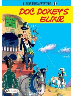 Lucky Luke Vol.38 Doc Doxey's Elixir