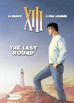 Xiii Vol.18: The Last Round de Jean Van Hamme