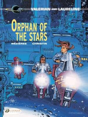 Valerian Vol. 17: Orphan Of The Stars de Pierre Christin
