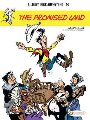 Lucky Luke Vol. 66: The Promised Land