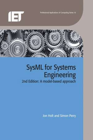 Sysml for Systems Engineering: A Model-Based Approach imagine
