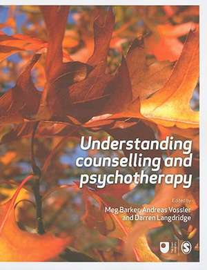 Understanding Counselling and Psychotherapy imagine