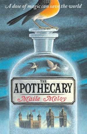 The Apothecary de Maile Meloy