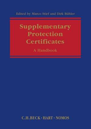 Supplementary Protection Certificates imagine
