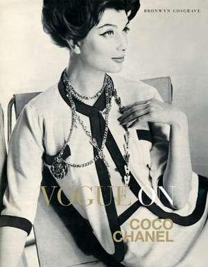 Vogue on Coco Chanel de Bronwyn Cosgrave