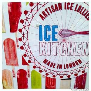 Roden, N: Ice Kitchen