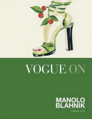 Vogue on Manolo Blahnik