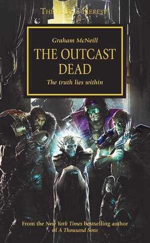 The Outcast Dead de Graham McNeill