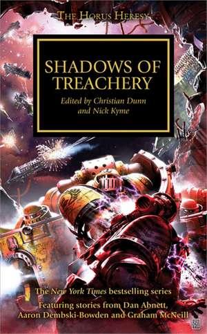 Shadows of Treachery de Christian Dunn