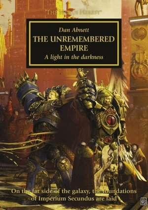 The Unremembered Empire de Dan Abnett