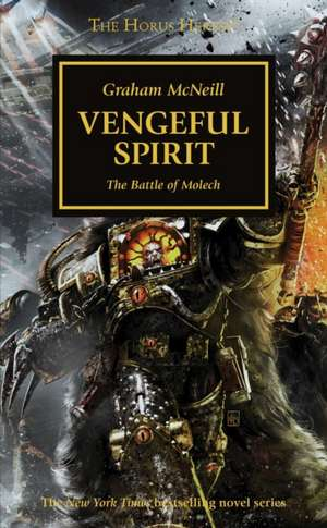 Vengeful Spirit:  A Tale of Malus Darkblade de Graham McNeill