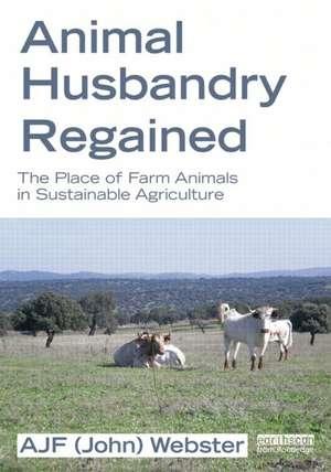 Animal Husbandry Regained imagine