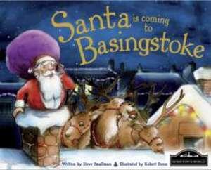 Santa is Coming to Basingstoke