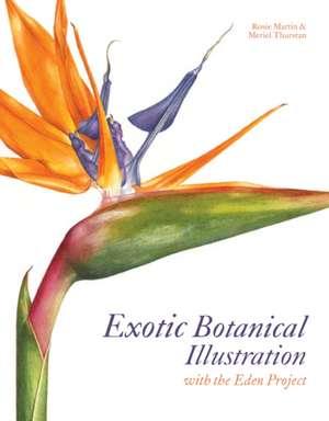 Exotic Botanical Illustration imagine
