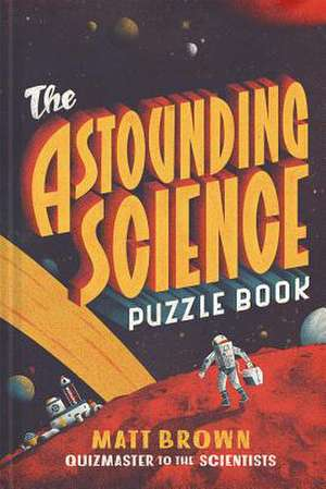 The Astounding Science Puzzle Book imagine