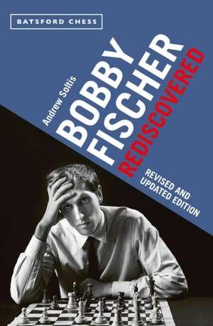 Bobby Fischer Rediscovered imagine