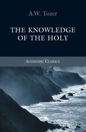 Knowledge of the Holy imagine
