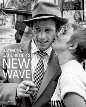 Raymond Cauchetier's New Wave