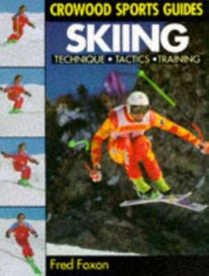 Skiing de Fred Foxon