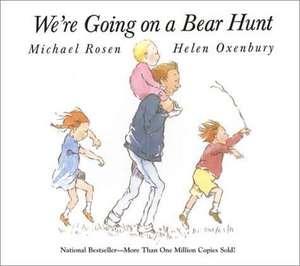 We're Going on a Bear Hunt in Urdu and English de Michael Rosen