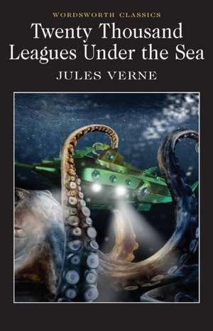 Twenty Thousand Leagues Under the Sea de Jules Verne
