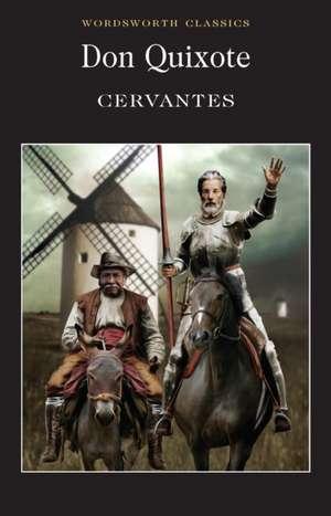 Don Quixote de Miguel de Cervantes Saavedra