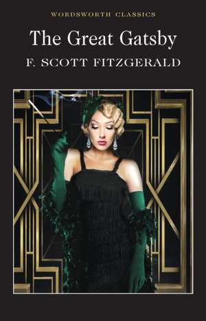 The Great Gatsby de F. Scott Fitzgerald